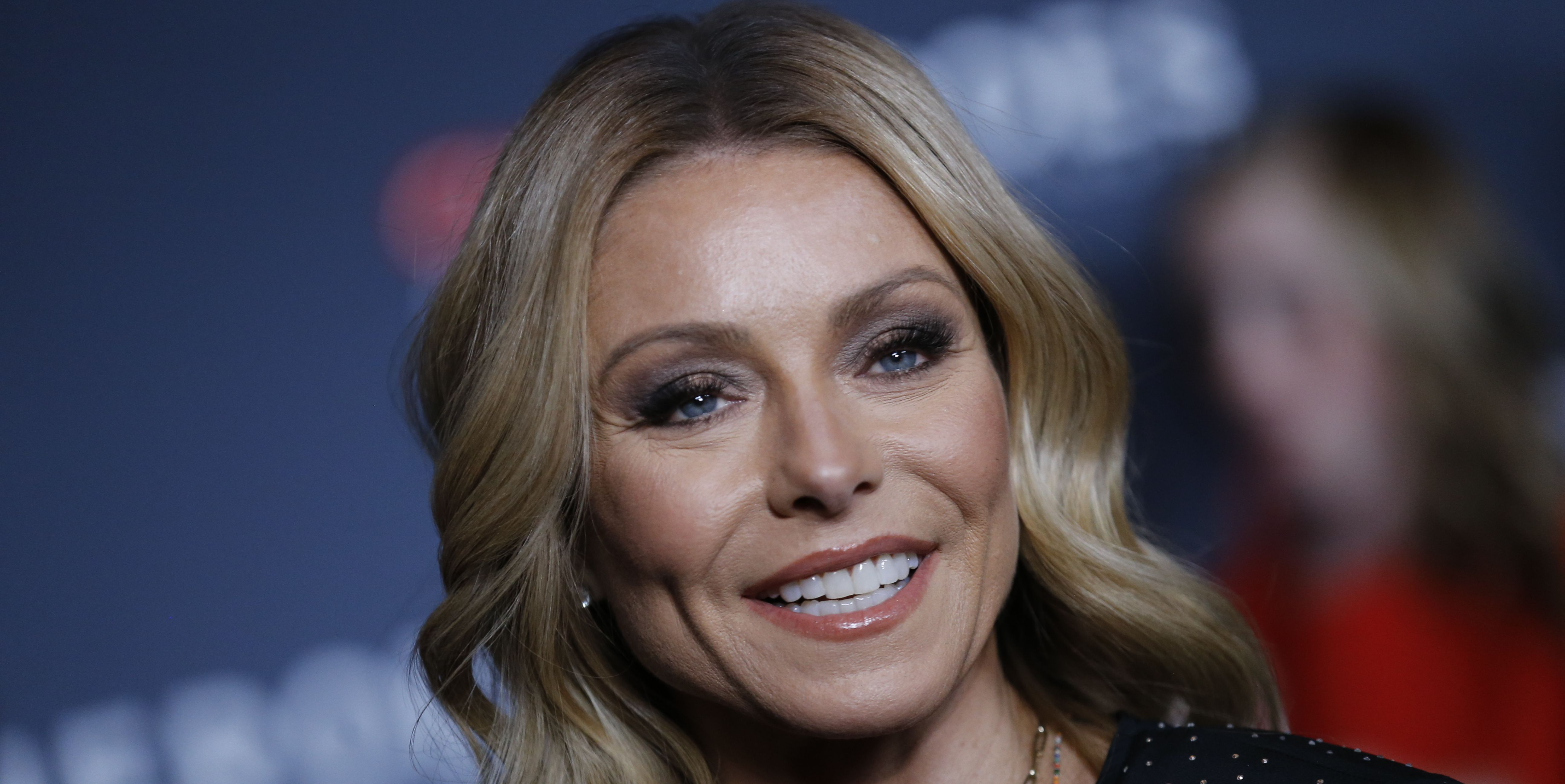 Kelly Ripa Just Turned 50 and She Credits Her Health to